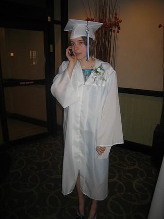 Deanna Graduates!!!