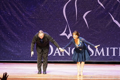 Ballroom Over Broadway  -  Alex and Suzanne