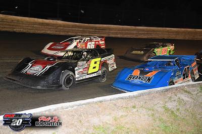 DIRTcar Sunshine Nationals - 1/17/20 - Rob Sweeten
