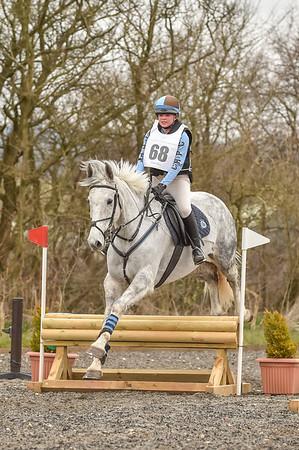 Lincomb Equestrian Arena Eventing, 19th March 2016