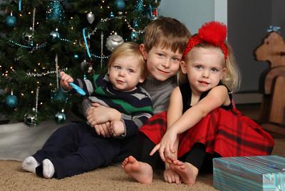 Christmas- Mullin Family