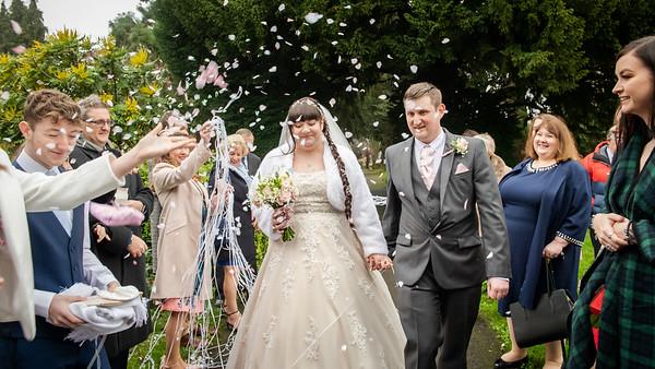 Amy & Matthew Wedding