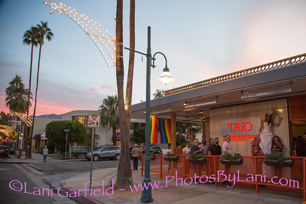 Trio Restaurant Anniversary with AAP- Food Samaritans and PSHS Arts Institute
