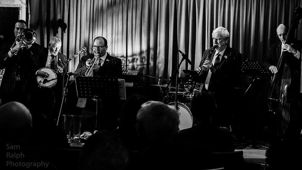 Rochdale Jazz club - The Pedigree Jazz Band