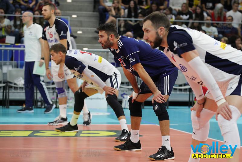 SuperLega Credem Banca 2019/20 - 2^ Giornata di Andata Allianz Milano 0 - Cucine Lube Civitanova 3 Milano - 27 ottobre 2019
