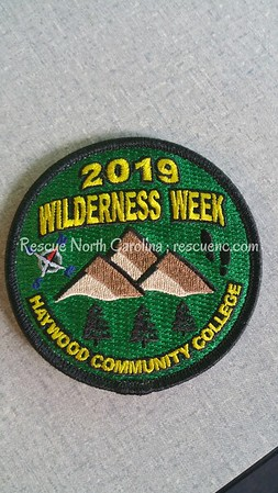 TR Water Rescue; Wilderness Week;  Haywood Co., NC May 2019
