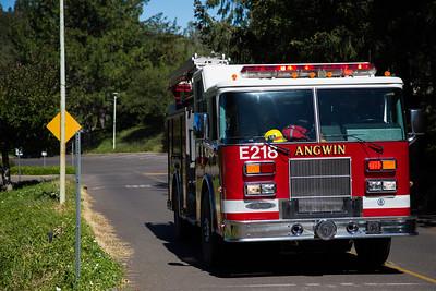 AFD Van Fire 8 16 2013