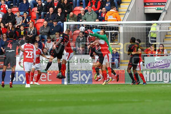 Rotherham United v Bolton Wanderers  20 - 10 - 18