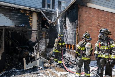 Waco Way House Fire