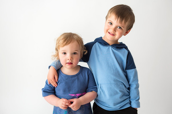 Kid Mini Sessions-Jacob & Olivia [For Fran]