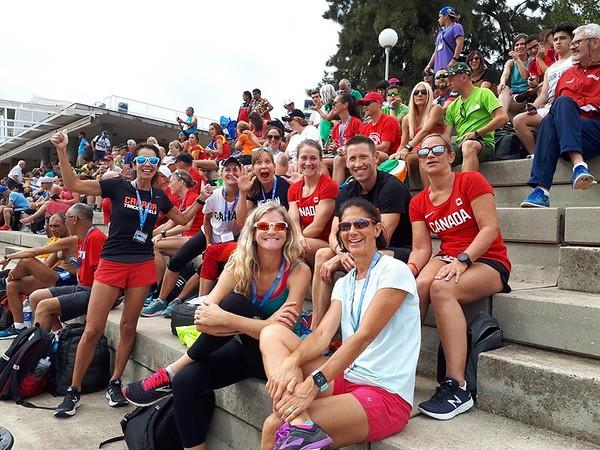 Team Canada - Malaga 2018