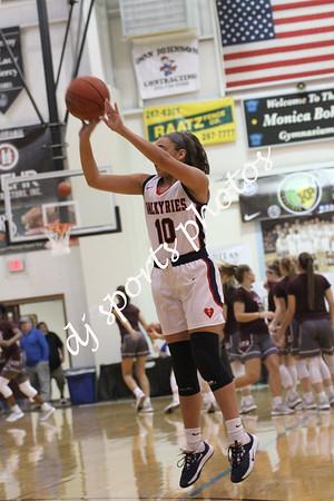 2020-01-26 SHA vs Montini Catholic Varsity Girls Basketball