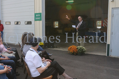 Lower Providence dedicates facility after David Shaffer