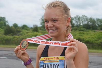 Maddy Bak Half-Marathon'16