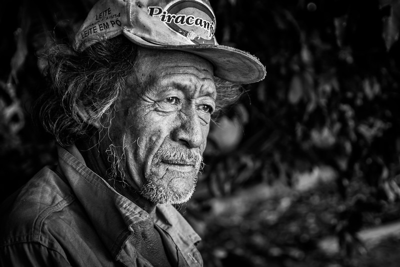 The Pantanal, Brazil. Five hours by boat from the nearest tourist lodge, and on the edge of the Matagrossense national park, stands a single, old wooden hut. This is home to Vicente, aged 68. He is the last true Guató,