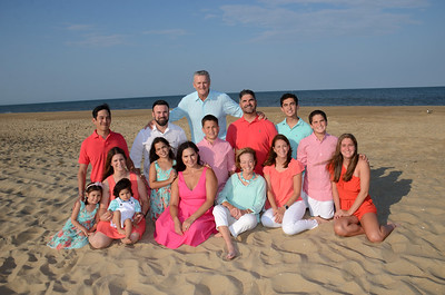Gorman Family Beach Portraits July 29, 2019