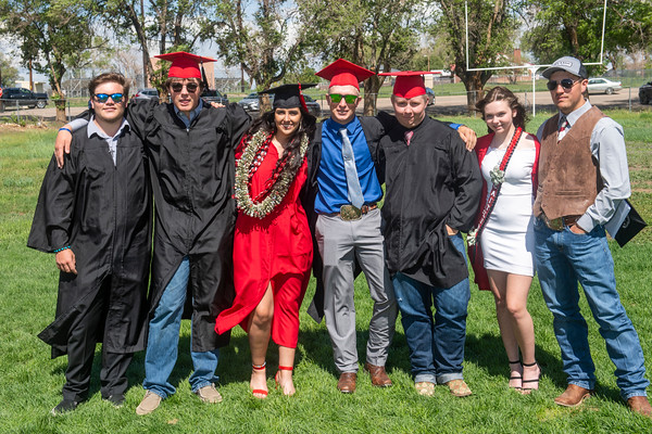 Maiya's Hoehne Graduation 2021