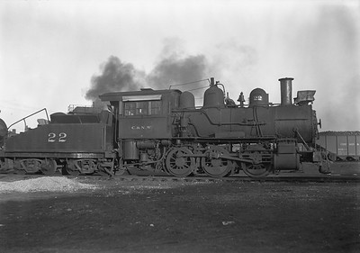 C&NW 0-6-0