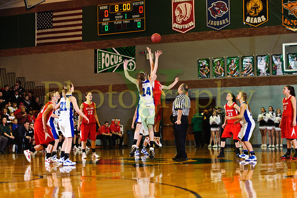 Holton Women vs Ottawa - 2012