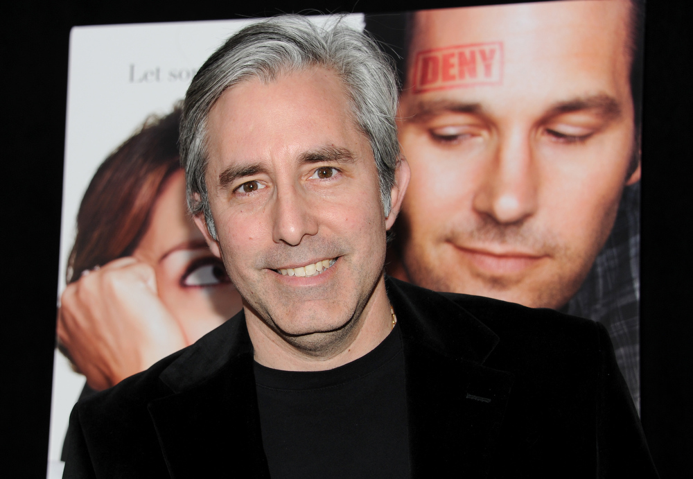 """. Director and producer Paul Weitz attends the premiere of \""""Admission\"""" at AMC Loews Lincoln Square on Tuesday March 5, 2013 in New York. (Photo by Evan Agostini/Invision/AP)"""