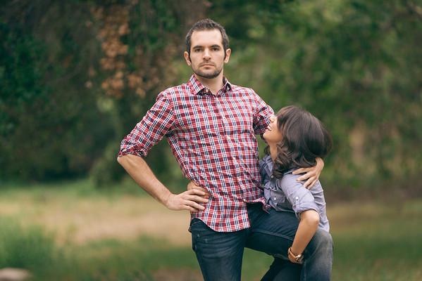 Addie and Dan