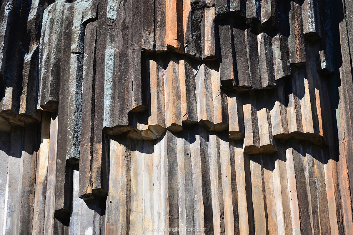 探访有趣的风琴石 - Sawn Rocks - 一镜收江南 - 清韵