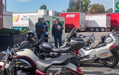 Steel Horses South Ride 180304