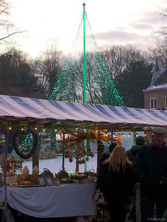 Kerstmarkt Kasteel Keukenhof