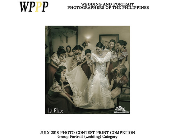 2018 July Photo Contest WPPP