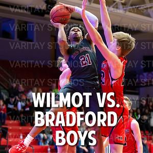 Wilmot vs. Bradford Boys