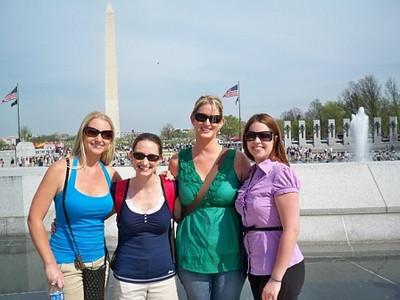 Trip to DC (to visit me!)