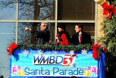 2009 Peoria Santa Parade
