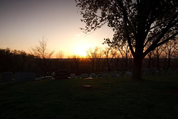 St Andrews Cemetery 2010