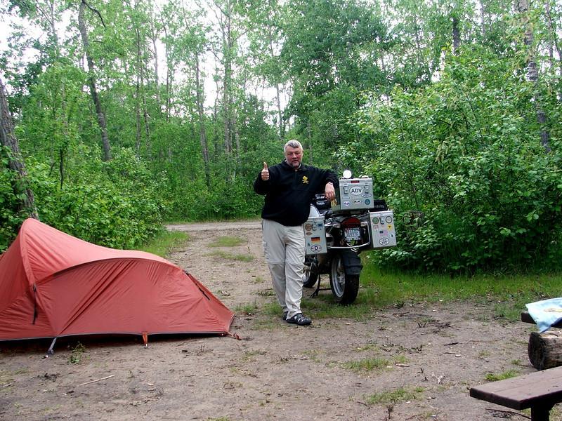 Good Spirit Lake Provincial Park, Saskatchewan