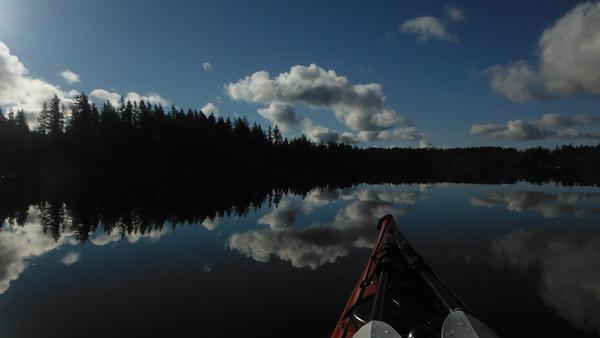 Lake Kapowsin (December 2012)