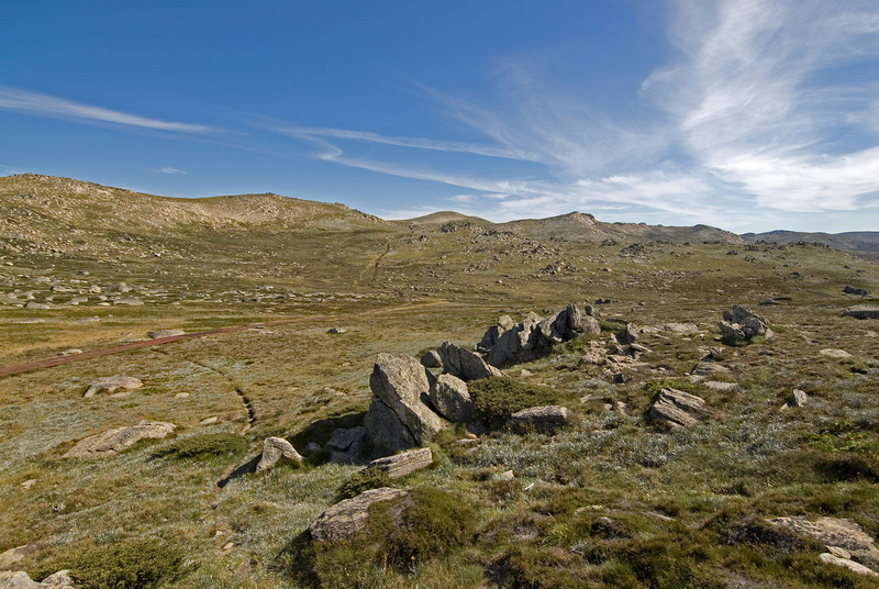 Near Kosciusko Summit - NSW, Australia