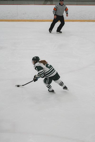 Holy Family Varsity Girls Hockey vs. Waconia, 1/9/20: Sydney Paulsen '20 (2)