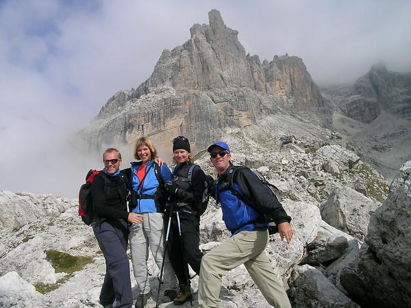 Gruppo di Brenta, Italy (9/2006)