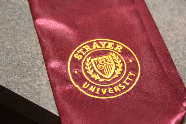 2017 Strayer Graduation