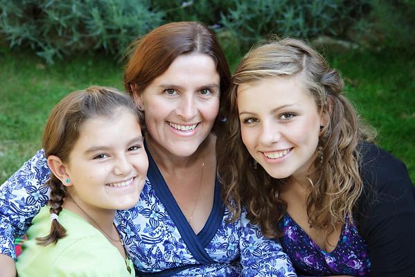 Nicol and Family