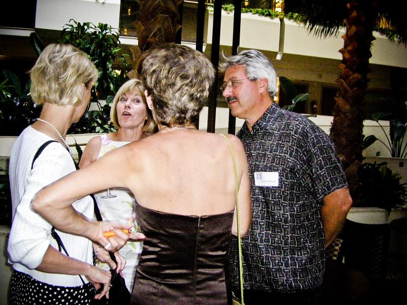 Gerrie Kinsey Castaldo, Leslie Perlik (72), Steve Perlik