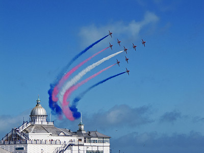 Eastbourne (Airshow 2013)