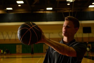 13930 Student Profile of Basketball player Grant Bentzinger 6-25-14