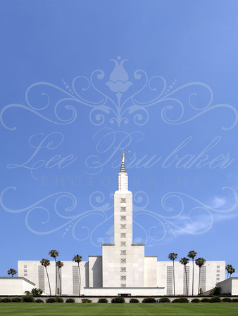 Tiffany & Lief, Los Angeles LDS Temple