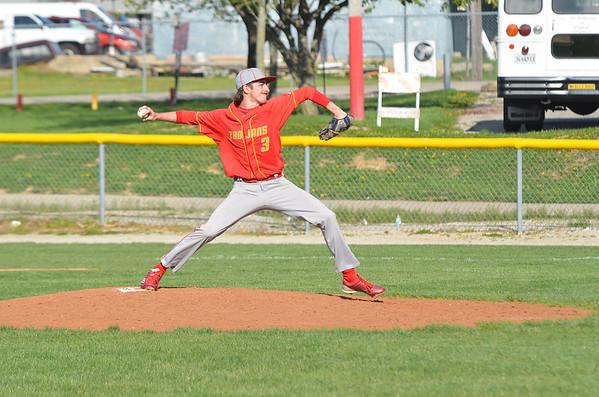 CHS Varsity baseball vs St. Anthony  5-2 win April 22, 2015