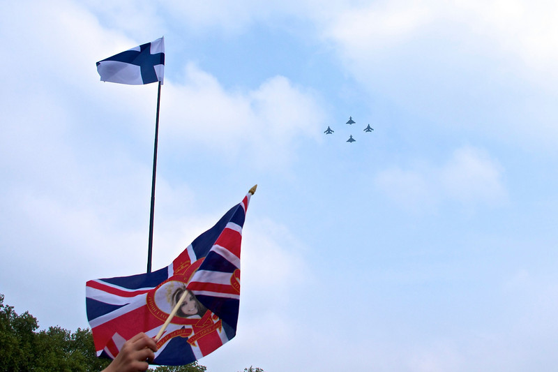 Royal Wedding – Tornados and Typhoons
