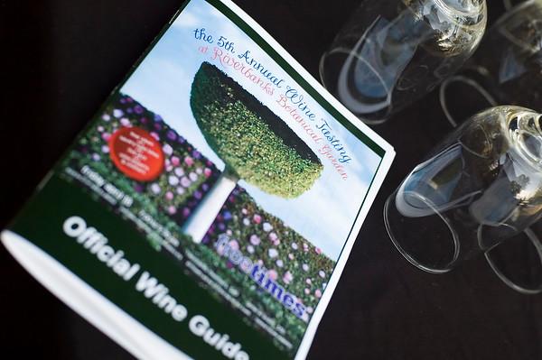 2008 Wine Tasting