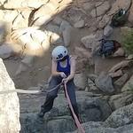 2019 08 02 Suzie Fuller Rock Climb