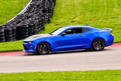 6-6-19 SCCA TNiA Pitt Race Interm Blue Camaro Blk Hood