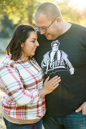 Tim and Anntoinette Engagement